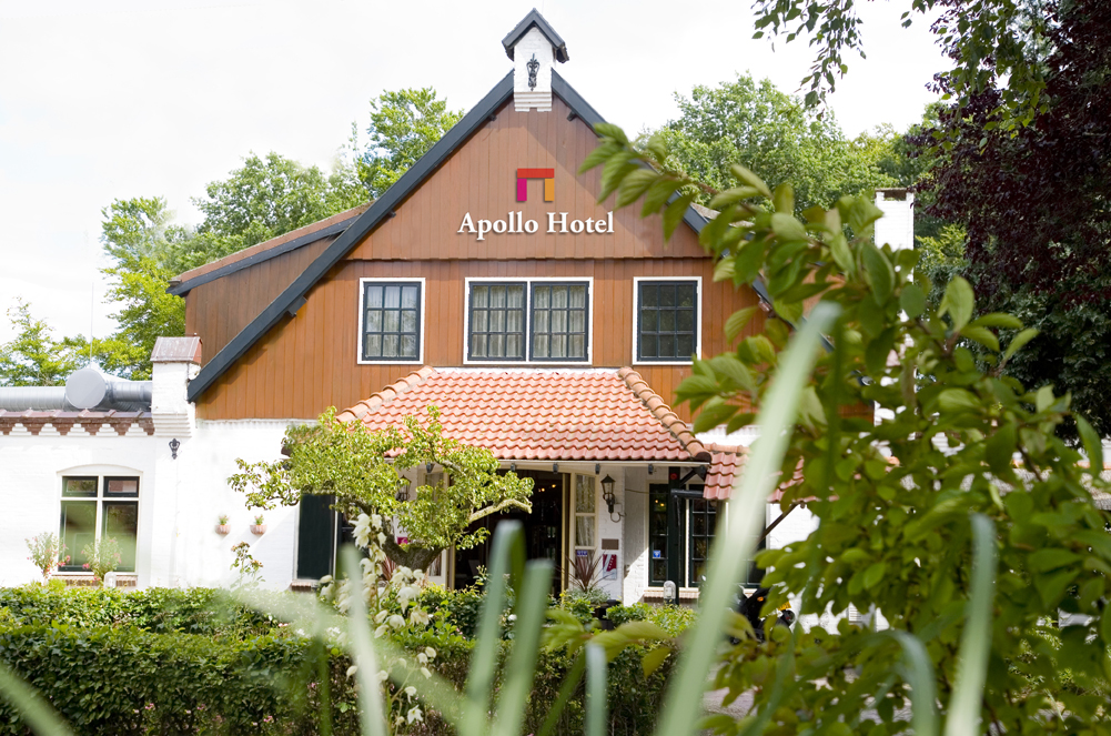 Voorkant Hotel Beyaerd Hulshorst