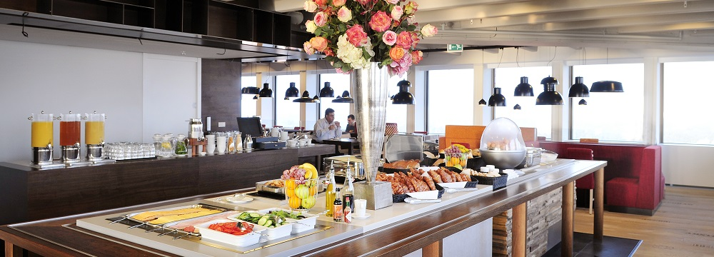 Ontbijt in Ramada Apollo Amsterdam Centre